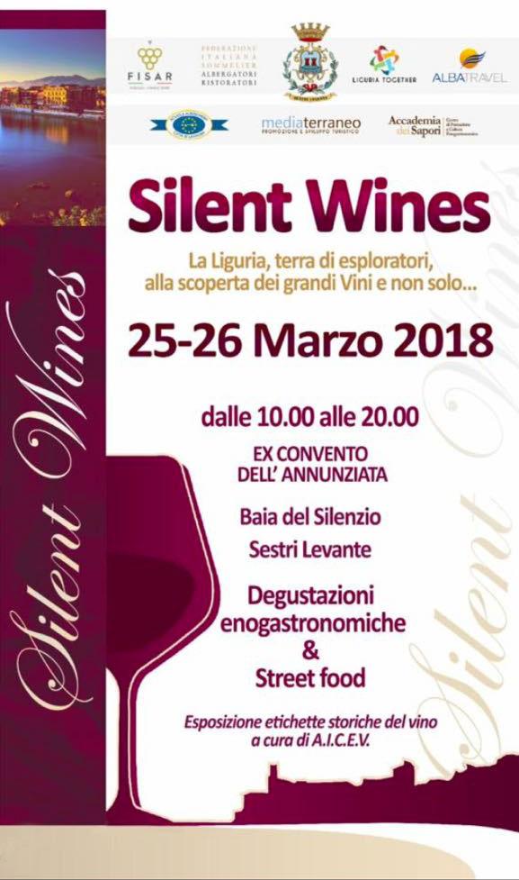 silent wines 2018