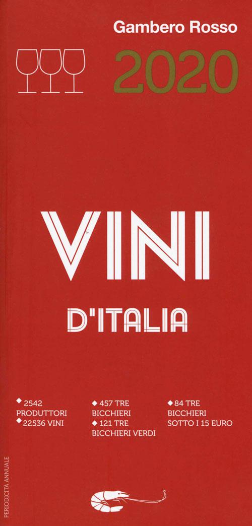 gambero rosso vini d'italia 2020