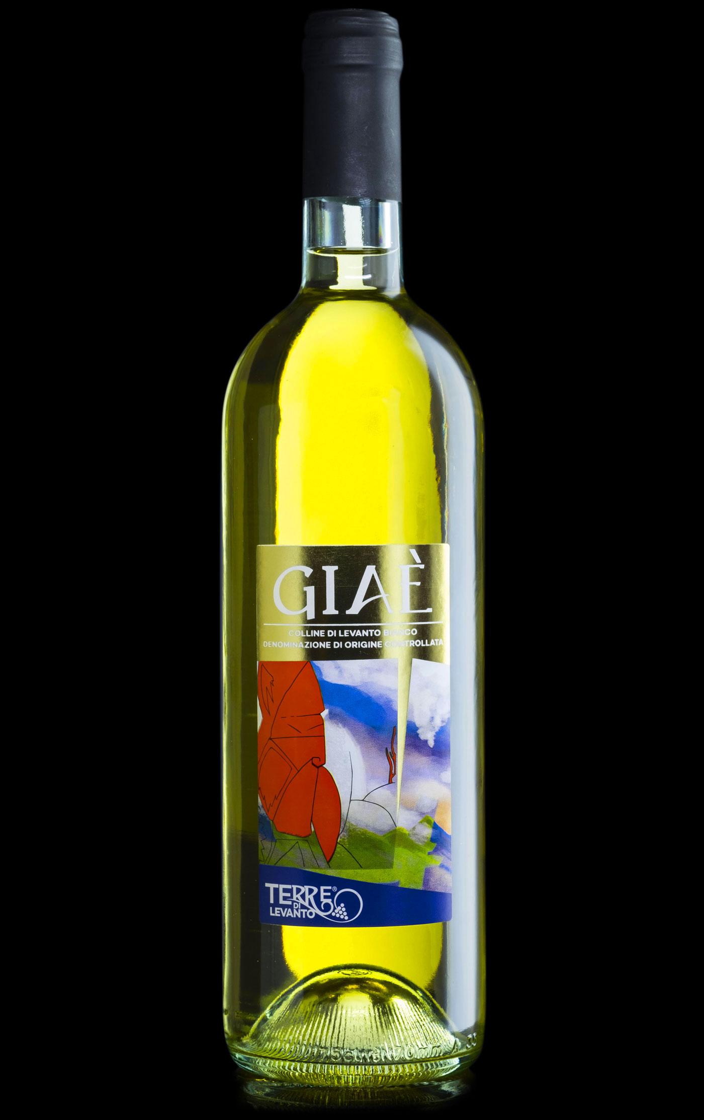 Giaè - Vino Bianco D.O.C.