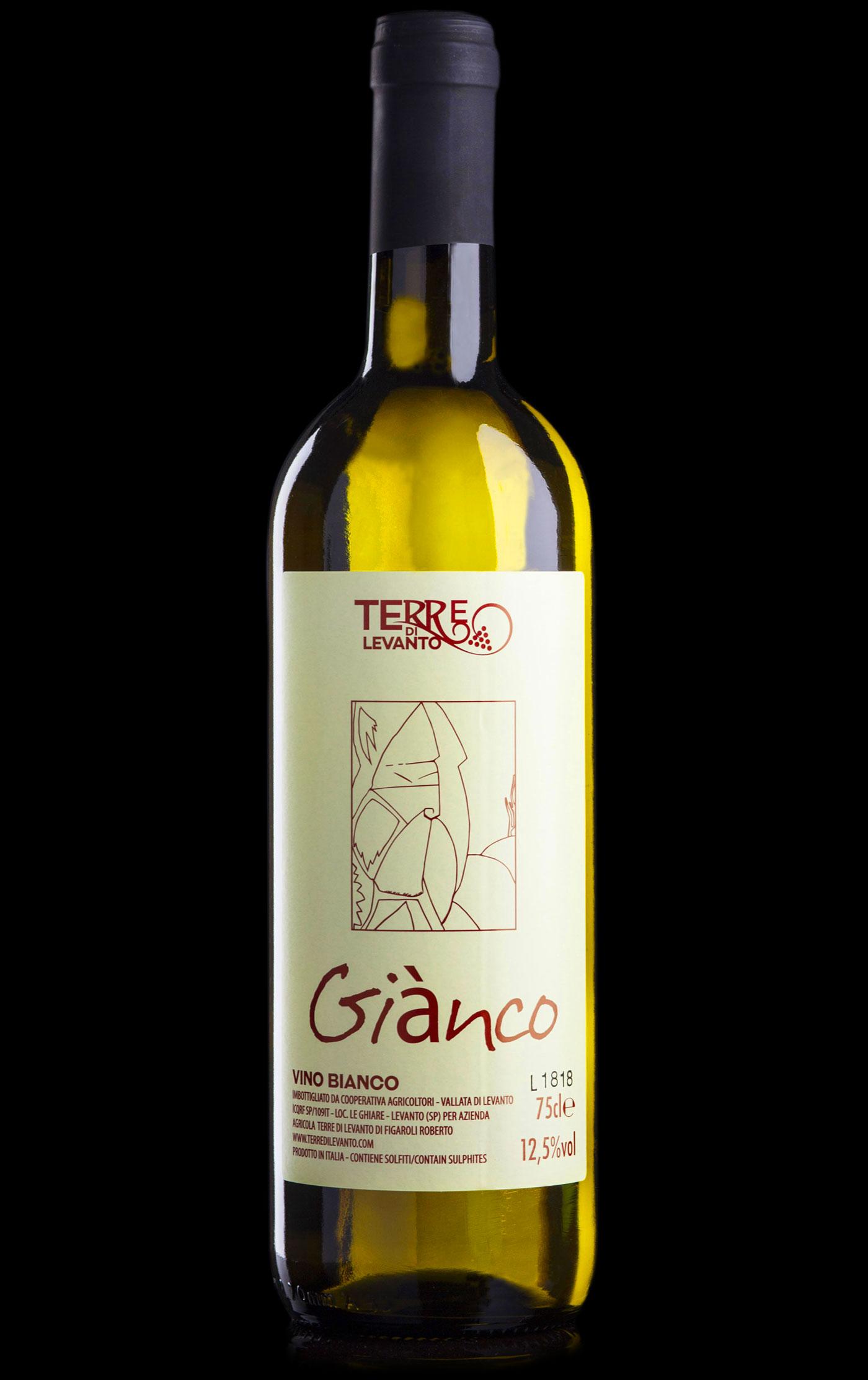 Giànco - Vino bianco da tavola