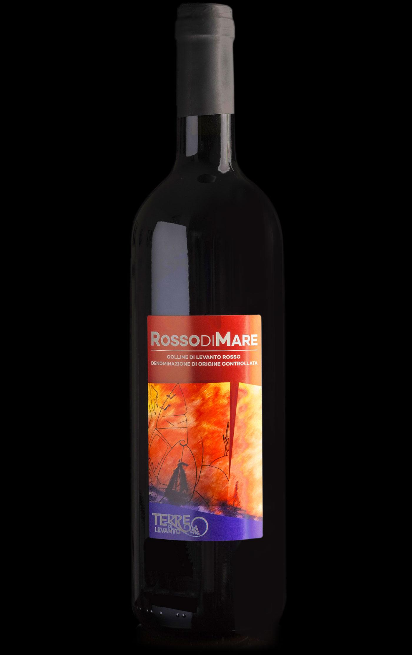 Rosso di Mare - Vino Rosso D.O.C.
