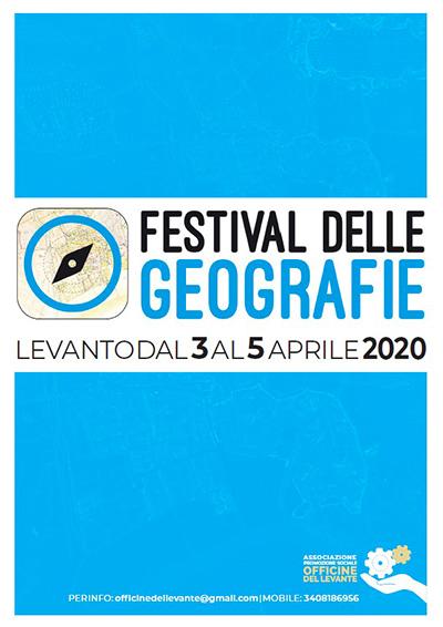 Festival delle Geografie 2020