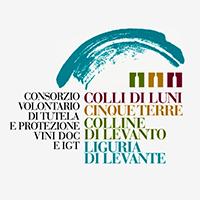 logo Consorzio Volontario di Tutela e Protezione Vini Doc e IGT Colli di Luni, Cinque Terre, Colline di Levanto, Liguria di Levante